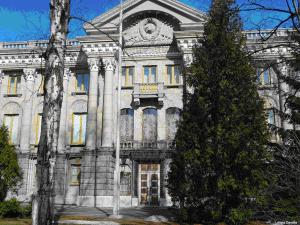 Здание посольства России в Финляндии