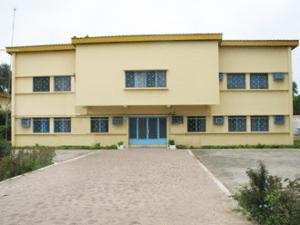 Здание посольства России в Чаде