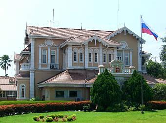 Здание посольства России в Шри-Ланке