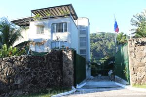 Здание посольства России на Сейшельских островах
