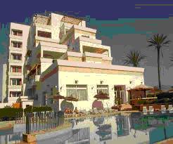 Здание почётного консульства России в Агадире Марокко