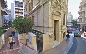 Здание почётного консульства России в Монако