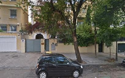Здание торгового представительства России в Испании