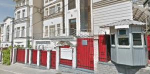 Консульсульский отдел посольства России в Украине