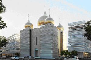 Новый храм в Париже