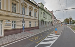 Российский визовый центр в Брно