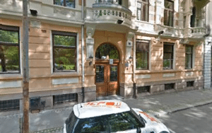 Российский визовый центр в Осло