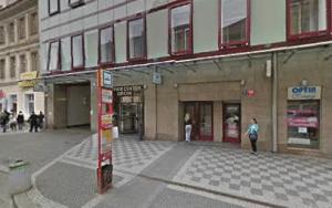 Российский визовый центр в Праге