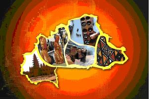 Схема Буркина-Фасо