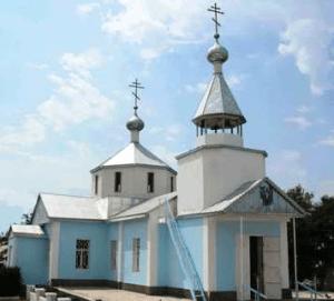 Храм Архангела Михаила в Туркменбаши