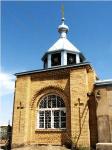 Храм в честь святых первоверховных апостолов Петра и Павла