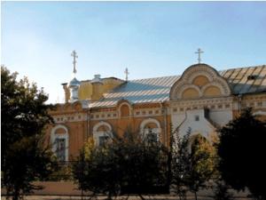 Храм святителя Николая Чудотворца Туркменабад