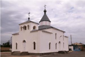 Храм святого апостола Фомы Теджен