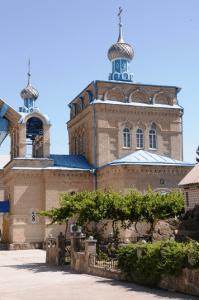 Храм святого благоверного великого князя Александра Невского в Ашхабаде