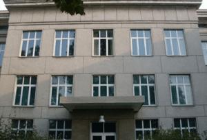 Школа при посольстве России в КНДР