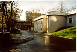 Здание консульского отдела посольства России в Швеции