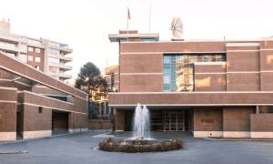 Здание посольства России в Чили