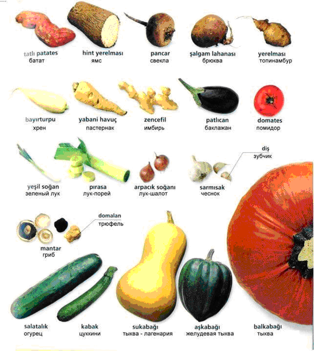 Овощи 11