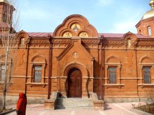 Свято-Покровский храм в Ереване