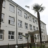 Здание администрации Глского района