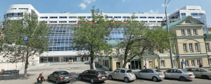 Здание генконсульства Вьетнама в Екатеринбурге