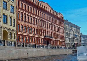 Здание Генерального консульства Дании в Санкт-Петербурге