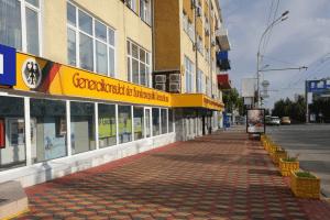 Здание Генконсульства Германии в Новосибирске