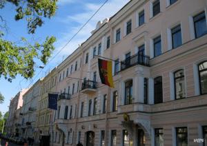 Здание Генконсульства Германии в Санкт-Петербурге