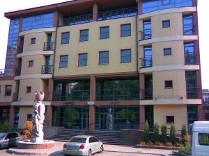 Здание Израильского Культурного Центра в Днепропетровске