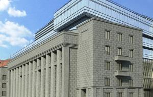 Здание Израильского Культурного Центра в Санкт-Петербурге