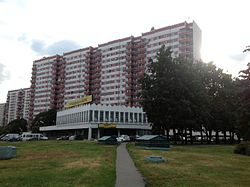 Здание посольства ДРК в Москве