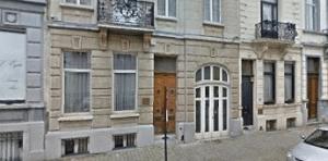 Здание посольства Доминики в Брюсселе