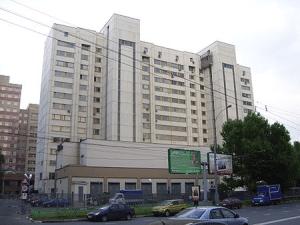 Здание посольства Зимбабве в Москве