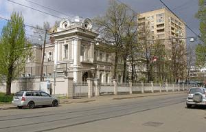 Здания посольства Индонезии в Москве