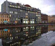 Немецкий культурный центр имени Гёте в Санкт-Петербурге