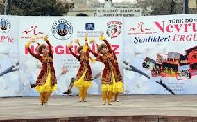 Новруз в Турции