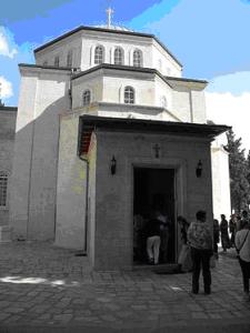 Вознесенский собор Елеонского Спасо-Вознесенского женского монастыря