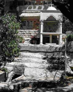 Лестница, по которой Иисус восходил в Иерусалим
