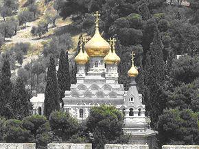 Церковь Святой Марии Магдалины1