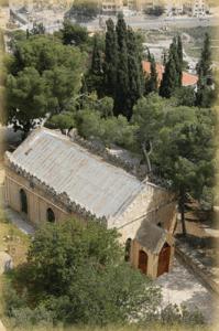 Часовня обретения честной главы Иоанна Предтечи Елеонского Спасо-Вознесенского женского монастыря