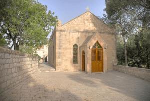 Часовня обретения честной главы Иоанна Предтечи Елеонского Спасо-Вознесенского женского монастыря1