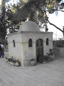 Часовня праведных Марфы и Марии в Вифании