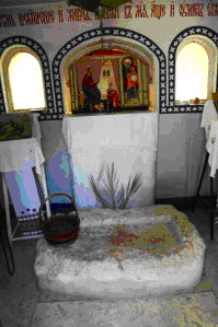 Часовня праведных Марфы и Марии в Вифании1