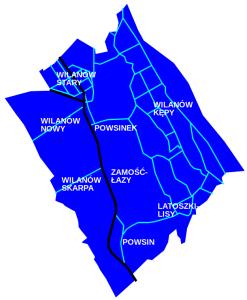 Вилянув Карта 1
