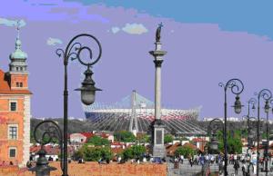 Национальный стадион в Варшаве1