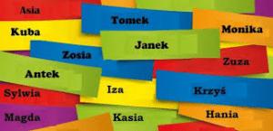 Самые популярные имена в Варшаве в 2016 году