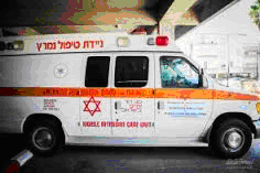 Скорая помощь Израиля2