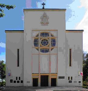 Собор Победоносной Богоматери в Варшаве