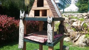 Кошкин дом в Анталье