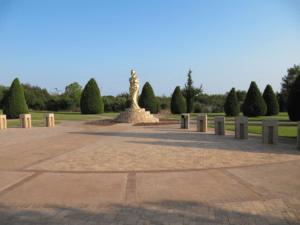 Венера в парке Ататюрк Анталья